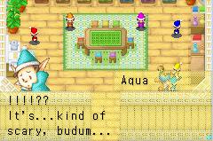 Dog Aqua