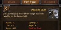 Training Troops