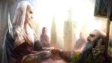 File:Elf Glorfindel and Dwarf Gloin.jpg