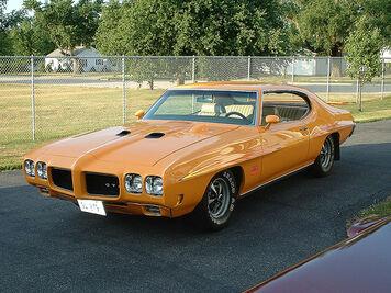 Pontiac GTO aka The Judge