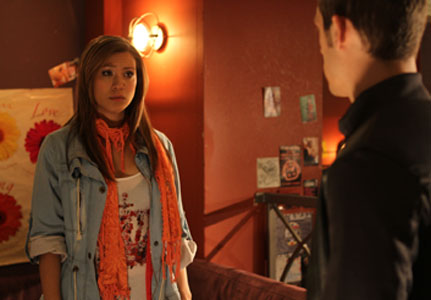 Mitzeee from hollyoaks in the shower - 5 10