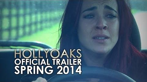 Official Hollyoaks Trailer Spring 2014