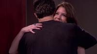 Loren & Eddie Hug