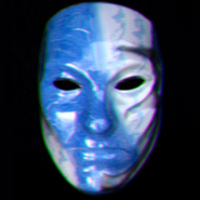 Johnny 3 Tears DOTD mask