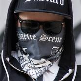 Charlie Scene NFTU mask
