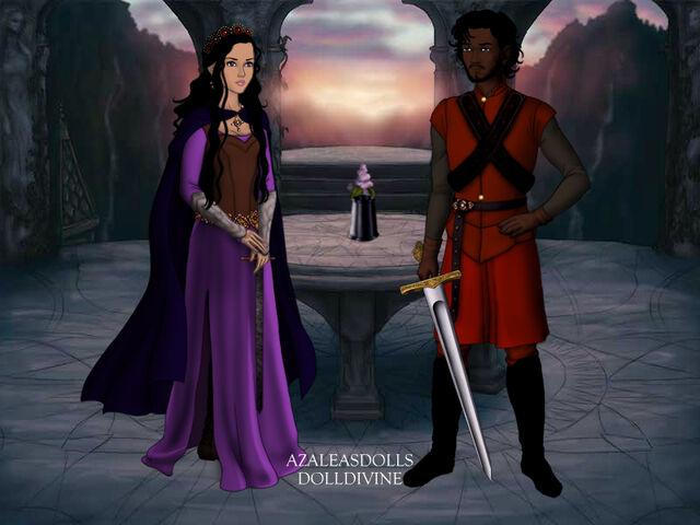 File:Violet and rake.jpg