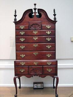Dresser Huntington Museum
