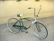 Restored 1960 Middle weight Schwinn