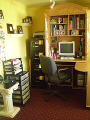 Totally organized office