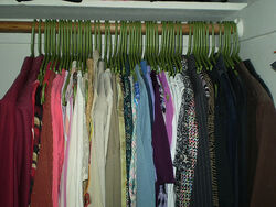 Now this is a closet
