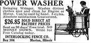 1918- Power Washer Ad
