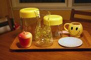 Various MCM decorative art objects