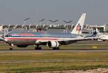 American 767-323 ER