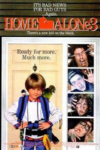 Home Alone 3 film