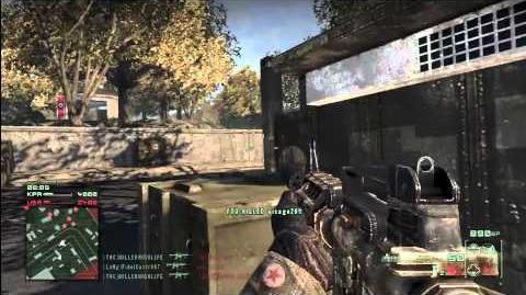 Homefront Gameplay M4 23-6