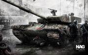 Homefront tank wallpaper