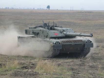 File:Ariete tank of the Italian Army.jpg