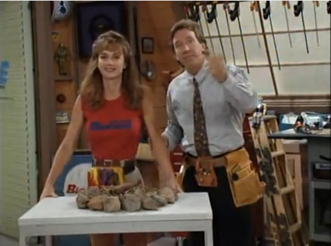 Maybe baby home improvement wiki fandom powered by wikia for Home improvement tv wiki