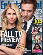 Entertainment Weekly - September 21, 2012
