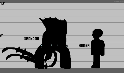 Grendon Lineup