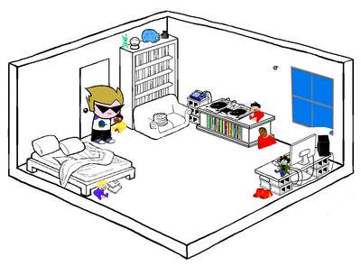 Mellohis Room3