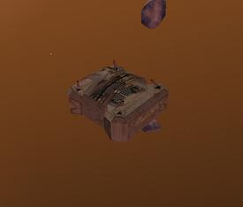 Naggarok Beacon Pod