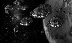 Imperator Carriers Fleet