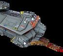 Assault Frigate (Kushan)