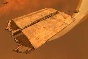 Dreadnought berth