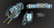 Concept Hgn Dreadnaught