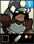 Alshin Warrior EL1 card