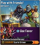 Favored Companions - Play with Friends