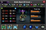 Oreito Beard-Of-Forest Resistances EL3-4