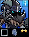 Tundra Goblin Crusader EL2 card