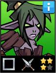 Marsh Goblin Ambusher EL3 card