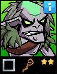 Marsh Goblin Hexer EL2 card