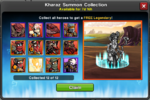 Kharaz Summon Collection