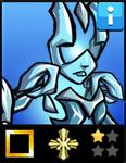 The Winter Widow EL1 card