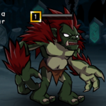 Swamp Troll Brute EL4