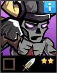 Skeletal Warrior EL2 card