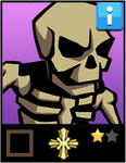 Skeletal Mystic EL1 card