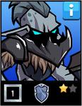 Tundra Goblin Crusader EL1 card