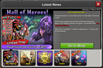 Heroic Infiltrators Collection news
