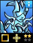 The Winter Widow EL2 card