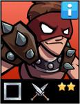 Bandit Captain EL2 card