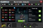 Marsh Goblin Ambusher Resistances EL3-4