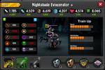 Nightshade Eviscerator Resistances EL3-4