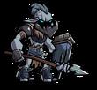 Tundra Goblin Crusader
