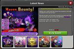 Event Bestial Bounty news