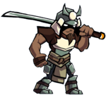 Alshin Warrior